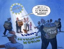 Paradise Papers: Skattesmitare undergräver möjligheten att utrota fattigdomen