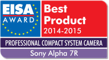 Sony celebra seis triunfos en los premios EISA de 2014