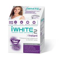 Nyheter på apotekshyllan: Vitare tänder utan väteperoxid med nya iWhite 2 och tandtråd