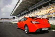 Hyundai lanserer ny Genesis Coupe