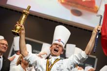 Kock från Sodexos delikatessföretag Lenôtre vann Bocuse d'Or – världens mest prestigefyllda tävling i gastronomi