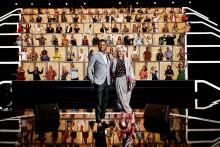 Stort internationalt sangprogram til Kanal 5