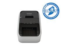 Drukarki etykiet Brother nagrodzone w konkursie Najlepszy Europejski Produkt Biurowy EOPA