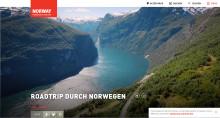 """Renommierte PR-Preise für Visitnorway.com und """"Schaf mit Ausblick"""""""