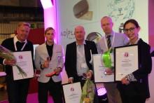 5 stolta vinnare av Plastovationer Awards 2014