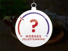 Ukesrapport fra Norsk Juleindeks, uke 50