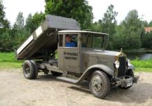 Plogbilen med nio liv visas på Elmia Lastbil