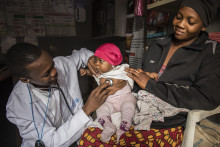 9 million children could die in a decade unless world acts on pneumonia, leading agencies warn