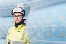 GBJ Bygg väljer Knauf för hållbart hyresprojekt i Växjö