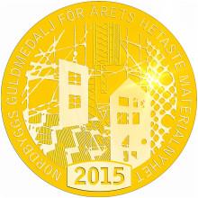 Dags att utse vinnaren av Nordbyggs guldmedalj 2015!