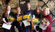 De får Region Västmanlands kulturstipendier