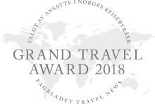Widerøe kåret til  Årets flyselskap innenriks 2018