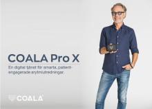 Coala Life lanserar Pro X – en tjänst för digitala hjärtutredningar i hemmiljö