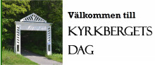 Kyrkbergets dag firas i Lindesberg 14 maj
