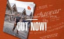 Nyt katalog med arbejdstøj fra L.Brador