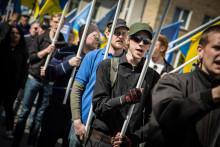 """""""Nazistisk kraftsamling – oro för fortsatta bråk"""" - Alex Bengtsson intervjuas av Kvällsposten"""