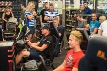 Gigantti ja Neste Ralli yhteistyöhön – eMotorsport kasvava autourheiluharrastamisen muoto