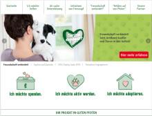 tierisch-enagagiert.de: Neues Hilfsportal für Tierfreunde und Tierschutzvereine in Deutschland