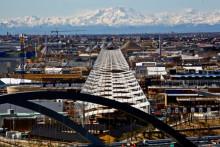 J-15 avant l'ouverture d'Expo Milano 2015 : derniers préparatifs pour Eutelsat