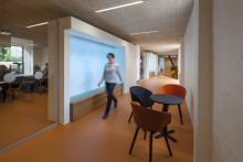 Indvielse af Aarhus Universitets nye studiefaciliteter på Moesgård