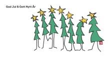 God Jul & Gott Nytt År önskar vi på Q-channel