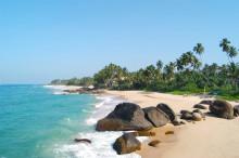 Solresor ökar antalet resor till Sri Lanka