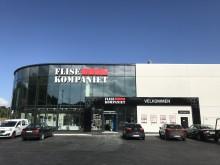 Åpning av ny og spennende flisebutikk på Haukås i Bergen