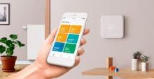 Nya tado° V3+ Smart Thermostat för ett  hälsosamt klimat i hemmet
