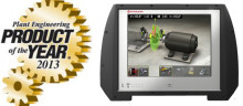 """Fixturlaser NXA Pro Laser Shaft Alignment System Nominated """"Product of the Year 2013"""" Finalist by Plant Engineering Magazine"""