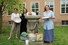 Keramikmarkt Leipzig im GRASSI am 10. und 11. Juni 2017