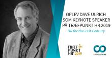 Dave Ulrich til Træfpunkt HR 2019