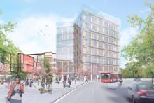Mörby Centrum skall bli Danderyds Centrum - Äntligen byggstart!