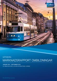 Ombildningsrapport Göteborg