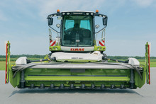 CLAAS presents new features for the JAGUAR 900 and 800 series