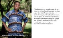 Diakonia: 2 miljarder till klimatet 2014