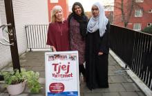 Tjejrummet – en mötesplats för unga tjejer i Hjulsta!