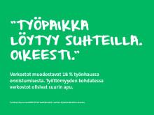 Länsisuomalainen nuori on aktiivinen työnhakija