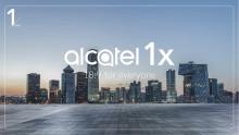 Tuotekortti Alcatel 1X