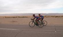 Oplev Jordan på cykel i Ayla Dead2Red-løbet