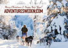 Merry Christmas from Adventure Sweden!