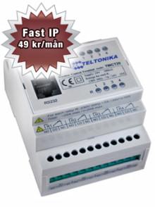 Unikt erbjudande för GPRS fjärrstyrning