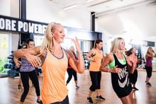 Nordic Wellness tar träning till Tuve Torg