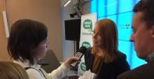 """Annie Lööf: """"Vi står fast vid vår linje"""""""