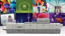 Ricoh vant to BLI-priser for sine nye digitale produksjonspresser