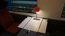 MTR Express inreder med designklassiker