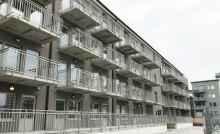 Pressinbjudan: Visning av Riksbyggens nybyggda hyresrättslägenheter i Porslinskvarteren, Gustavsberg
