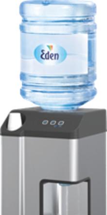 Eden Springs ger dig bubbelvatten på kontoret