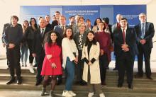 Kooperationen vertiefen - Erfolgreicher Besuch der TH Wildau bei Partnerinstitutionen in Georgien