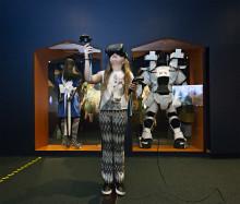 Utforska dataspelens världar - påsklov på Tekniska museet