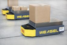 Weasel® – en fleksibel nyhed til intern transport
